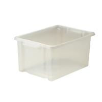 Strata Maxi Storemaster Box 32L Clear HW046-CLEAR-0