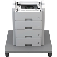 Brother Optional Grey 4 x 520 Sheet Paper Tray Unit with Stabiliser base TT4000-0