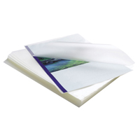 Fellowes Apex Laminating Pouch A4 Standard Clear Pk 100 6003301-0