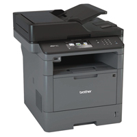 Brother Mono Multifunction Laser Printer MFC-L5750DW Grey MFC-L5750DW-0
