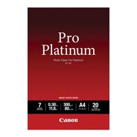Canon Pro Platinum Photo Paper A4 PT-101 20 Sheets 2768B016-0