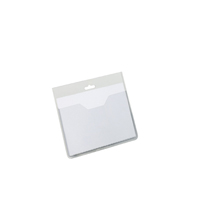 Durable Visitor Badge without Clip 8136/19-0