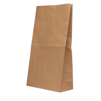 Paper Bag Brown W305 x D215 x H387mm 6.5kg 302168 Pack of 125-0