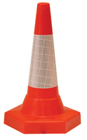 JSP ltd 50cm sand weighted cone red jAA049-220-600