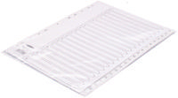 Concord Polypropylene Index 1-20 A4 White 64401