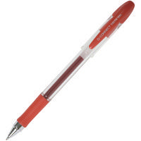 Q-Connect Delta Gel Pen Red KF00680 Pk12