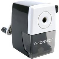 Q-Connect Desktop Pencil Sharpener Black KF02291
