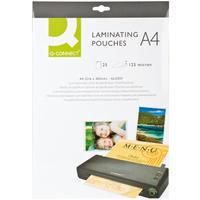 Q-Connect Laminating Pouch A4 125micron Pk25 KF04120
