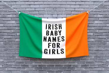 Most popular Irish baby names for girls