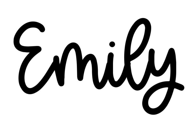 About the baby nameEmily, at Click Baby Names.com