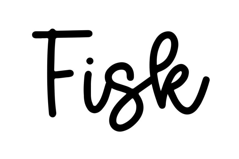 About the baby name Fisk, at Click Baby Names.com