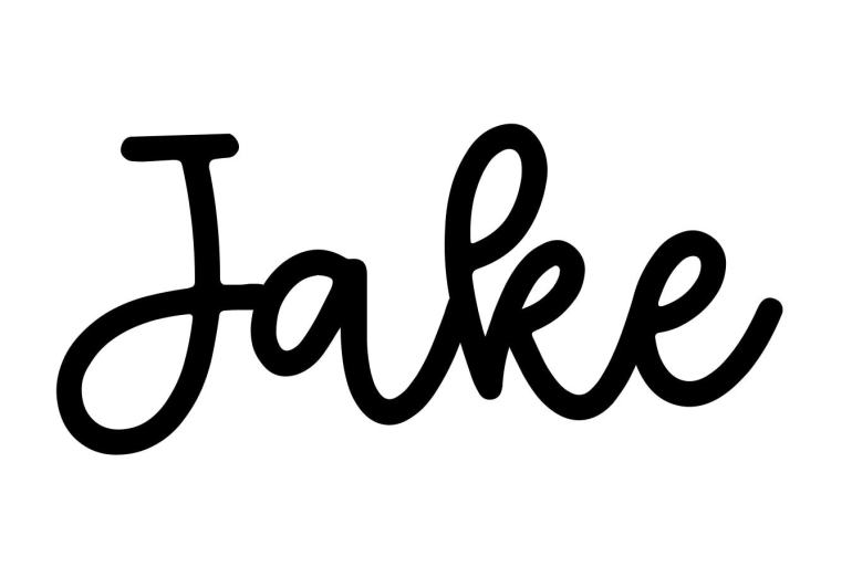 About the baby nameJake, at Click Baby Names.com