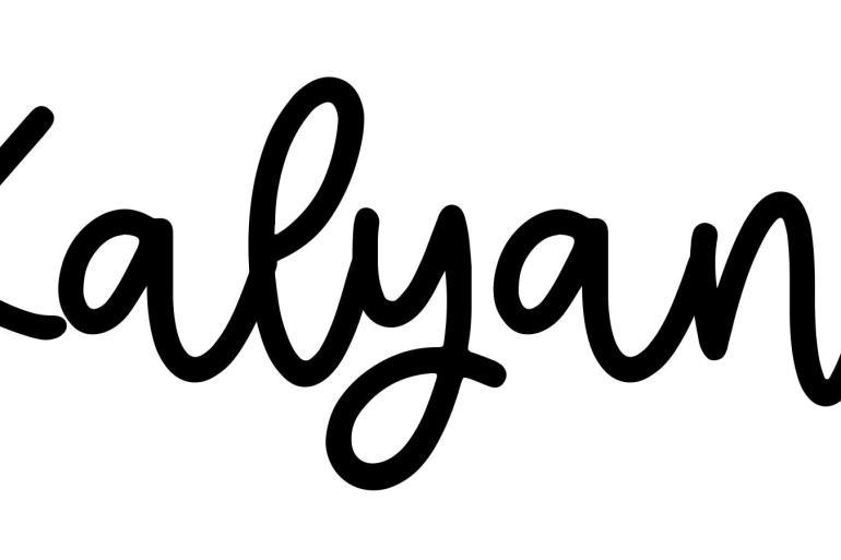 About the baby nameKalyani, at Click Baby Names.com