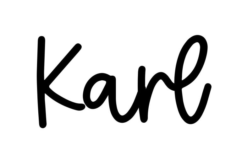 About the baby name Karl, at Click Baby Names.com