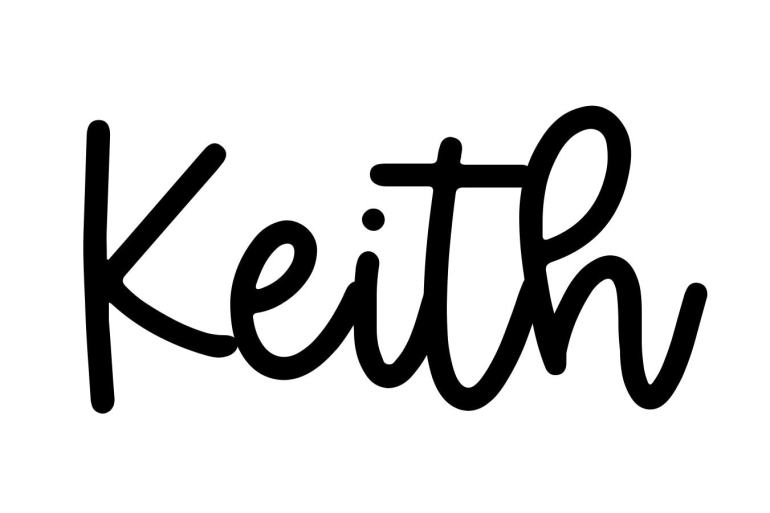 About the baby nameKeith, at Click Baby Names.com