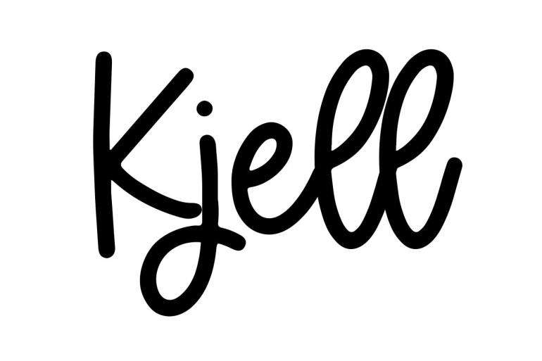 About the baby name Kjell, at Click Baby Names.com