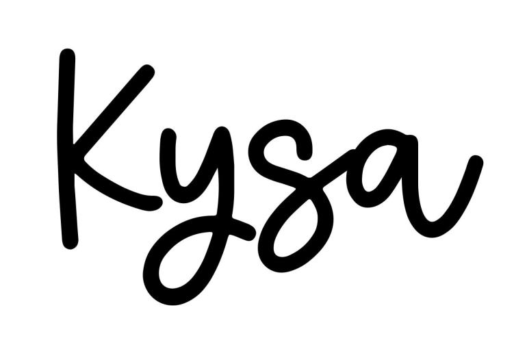 About the baby name Kysa, at Click Baby Names.com