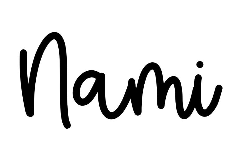 About the baby name Nami, at Click Baby Names.com