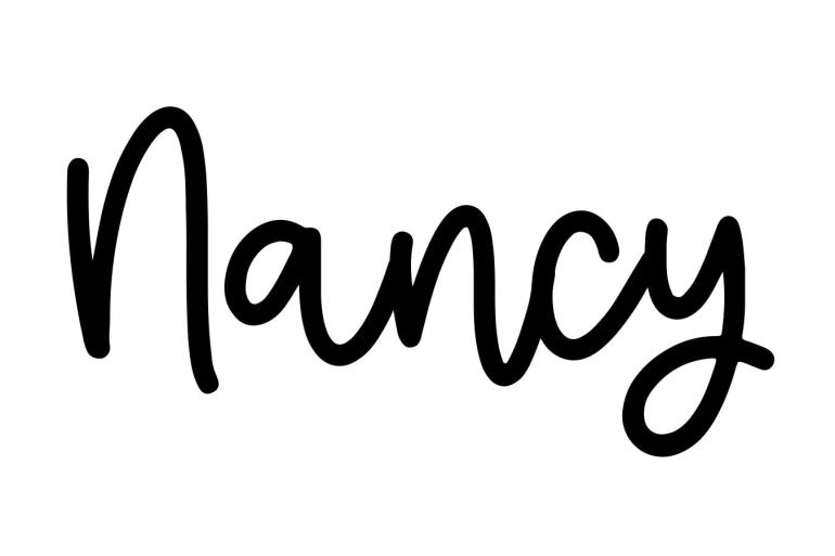 About the baby name Nancy, at Click Baby Names.com