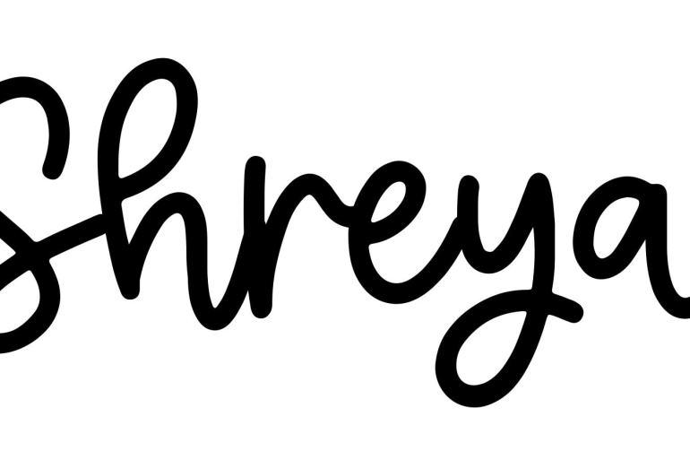 About the baby nameShreya, at Click Baby Names.com