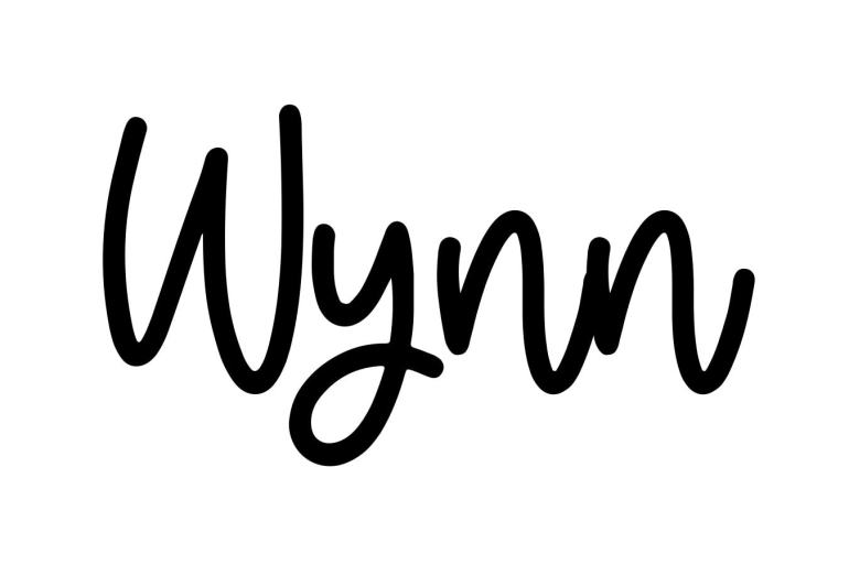 About the baby name Wynn, at Click Baby Names.com