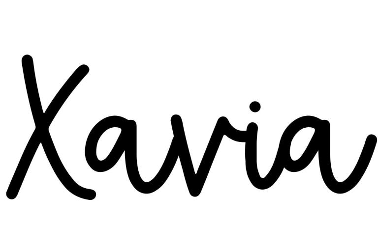 About the baby name Xavia, at Click Baby Names.com