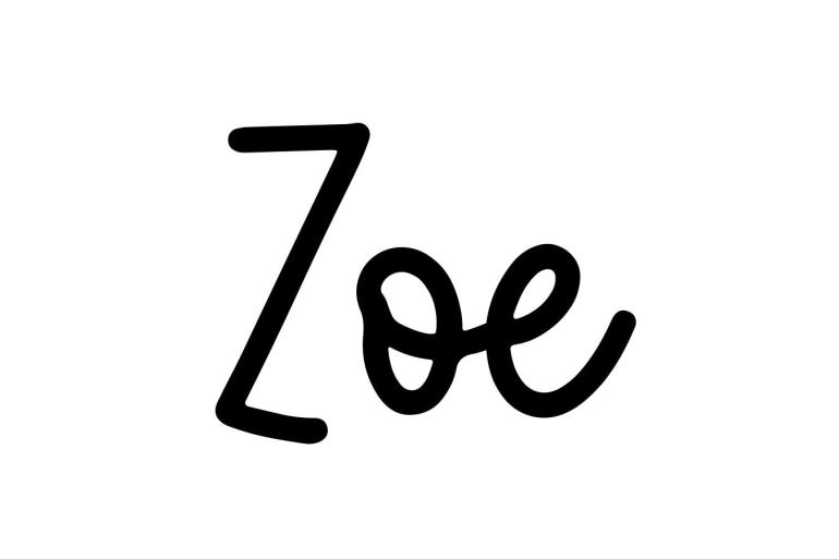 About the baby nameZoe, at Click Baby Names.com
