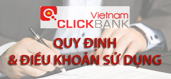 Clickbank Vietnam Polycy