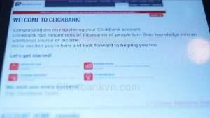 Đăng ký tài khoản Clickbank không được? Hãy thử bằng mạng 3G!