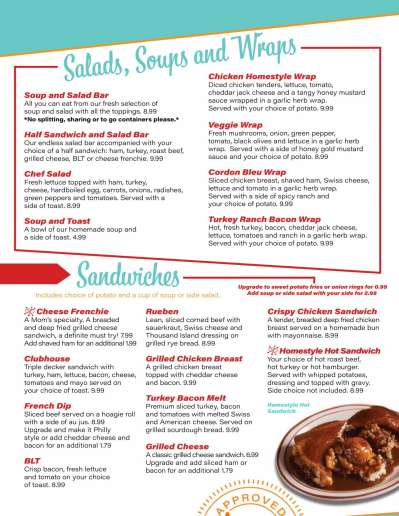 Mom's Diner menu-4