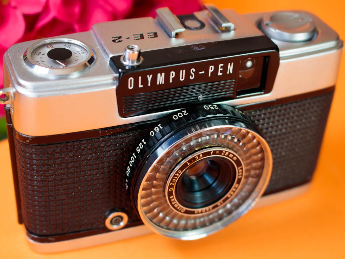 Camera Olympus Pen Ee 2 7 Click Do Felix
