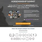 HippoLogic Horse training is featured in the Horsemanship Summit of Grey Pony Films