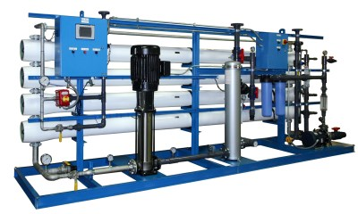 RO plants manufacturers India