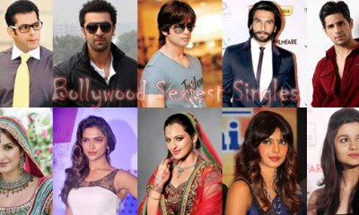 Bollywood actors and actresses