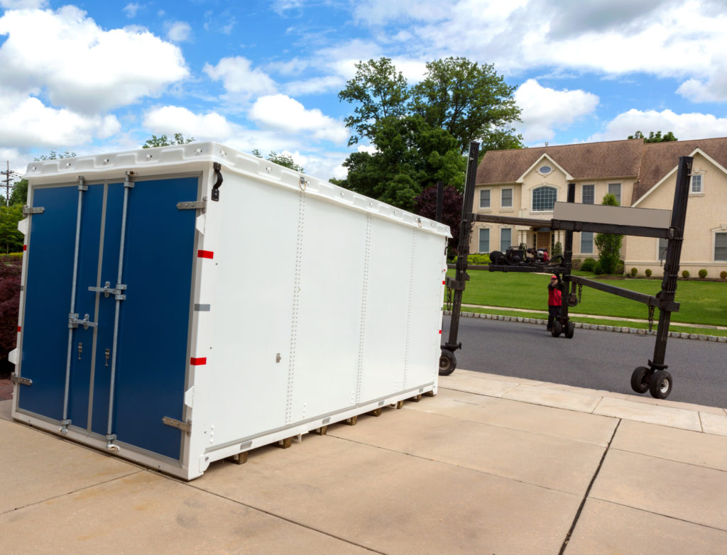 portable storage containers