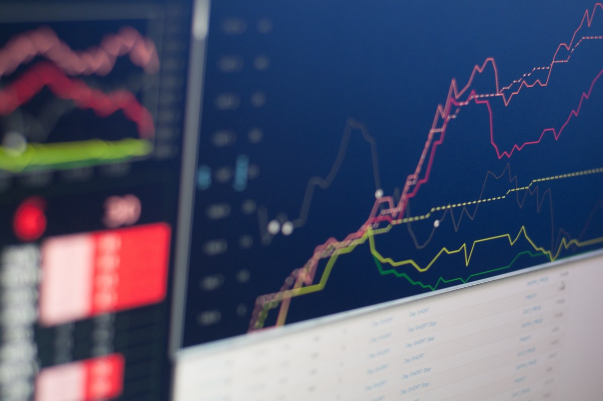 Analyzing the market volatility like an expert trader