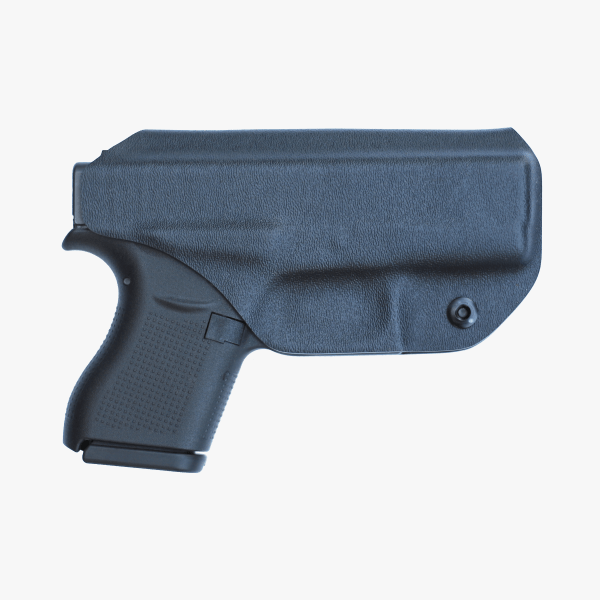 Guardian: IWB inside the waist band custom kydex holster made by Click Holsters