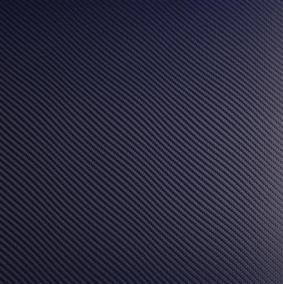 Carbon Fiber - Police Blue