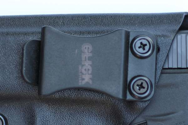 click holsters sturdy belt clip