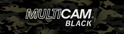 MultiCam™ Black Fabric Kydex