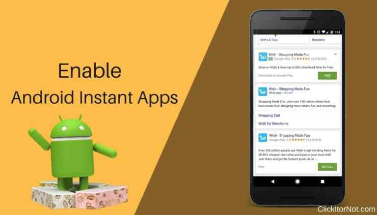 Instant Apps