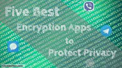 Best Encryption Apps to Protect your Privacy