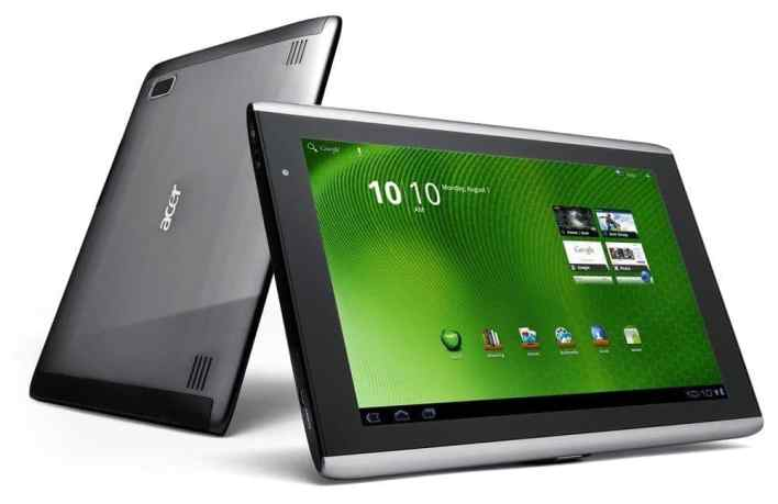 Install TWRP Recovery and Root Acer Iconia Tab A500