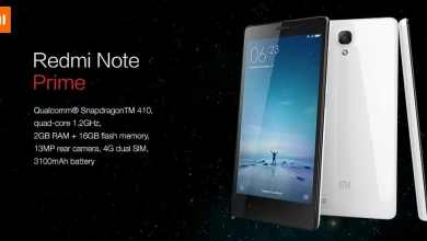 Unlock Bootloader of Redmi Note Prime