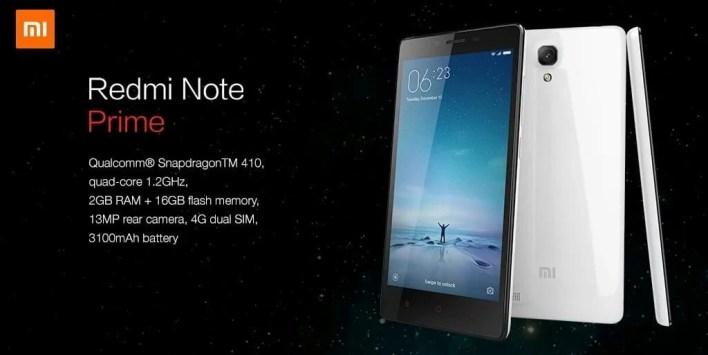 Unlock Bootloader of Redmi Note Prime