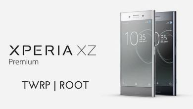 TWRP Recovery and Root Sony Xperia XZ Premium