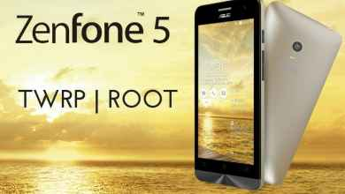 TWRP Recovery and Root Asus zenfone 5