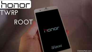 Install TWRP Recovery and Root Honor 9