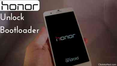 Unlock bootloader of Honor Device