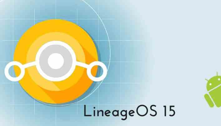 LineageOS 15 on Android